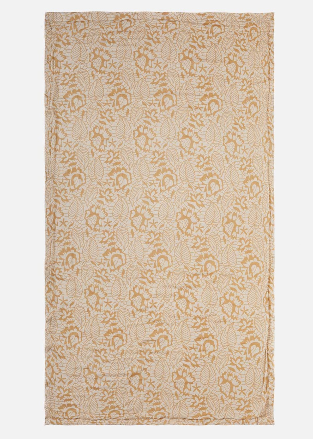Tracy Towel lace print - Solar Light / Beige Fantasia
