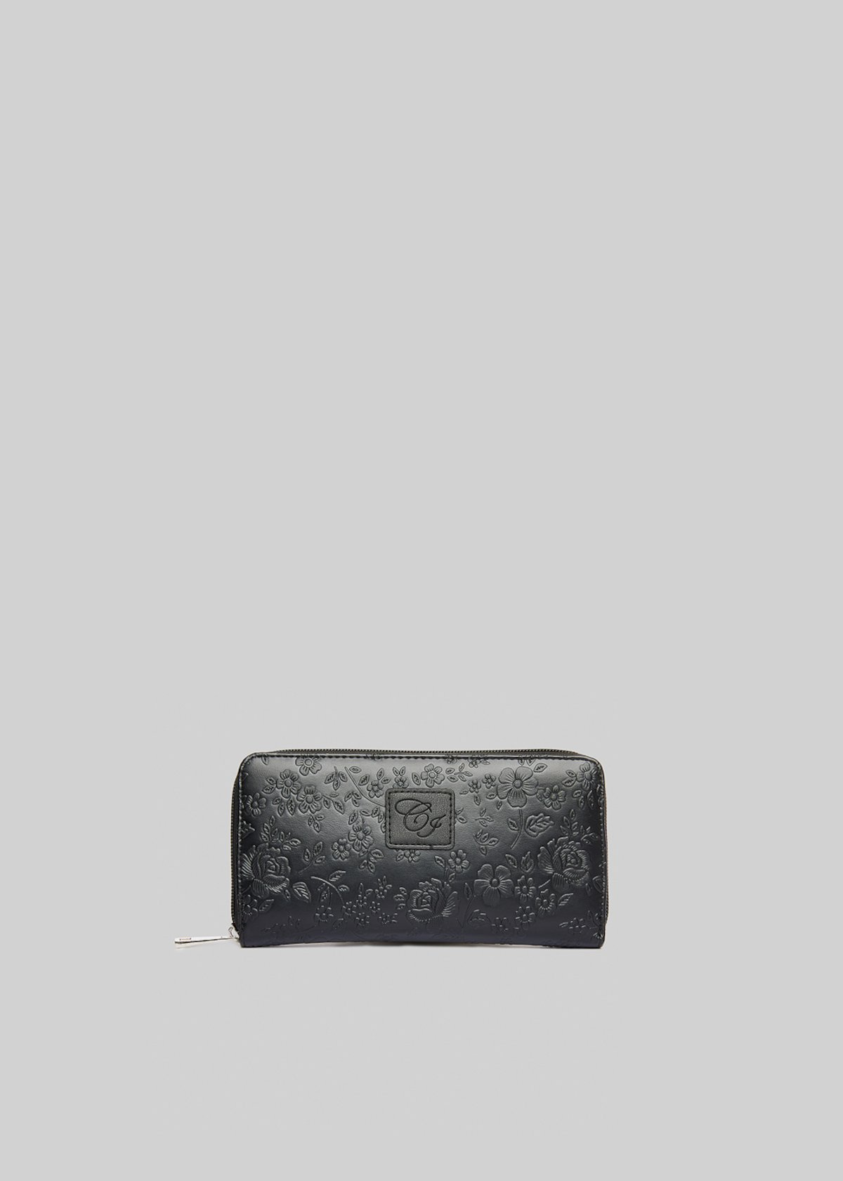 Patrcia wallet with floral detail