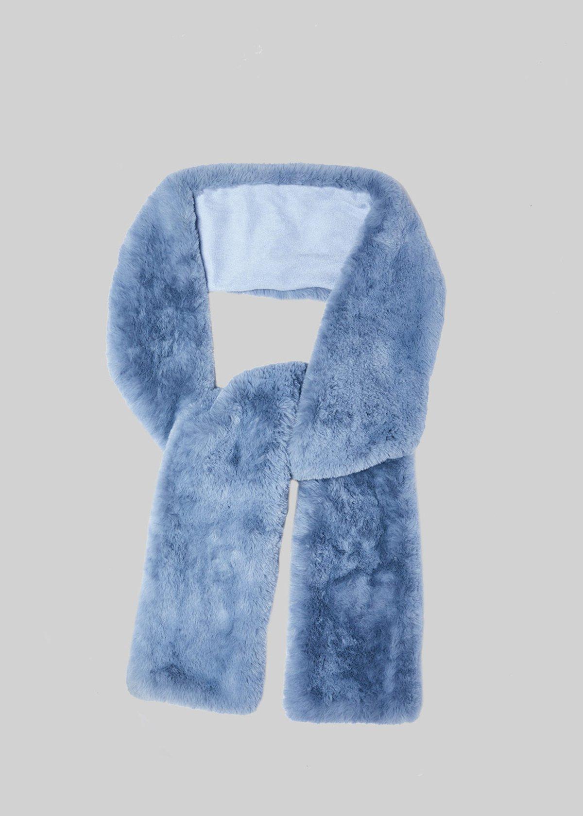 Selima fake fur neck warmer