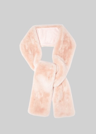 Selima fake fur neck warmer