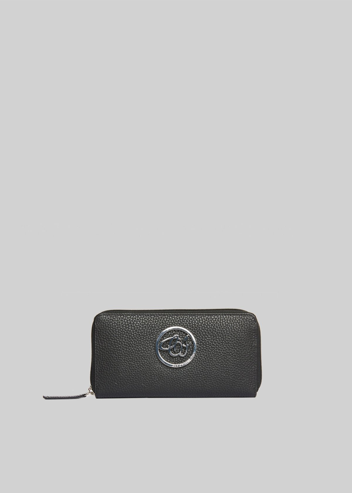 Plumbeo wallet genuine leather with CI logo detail