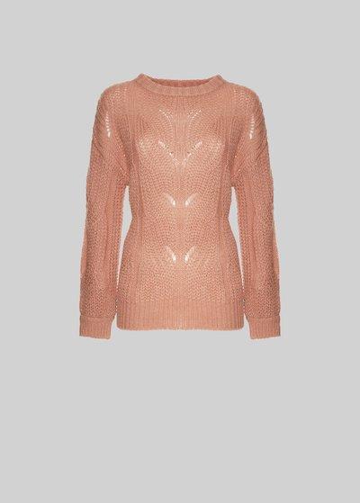 Merry round-neck sweater