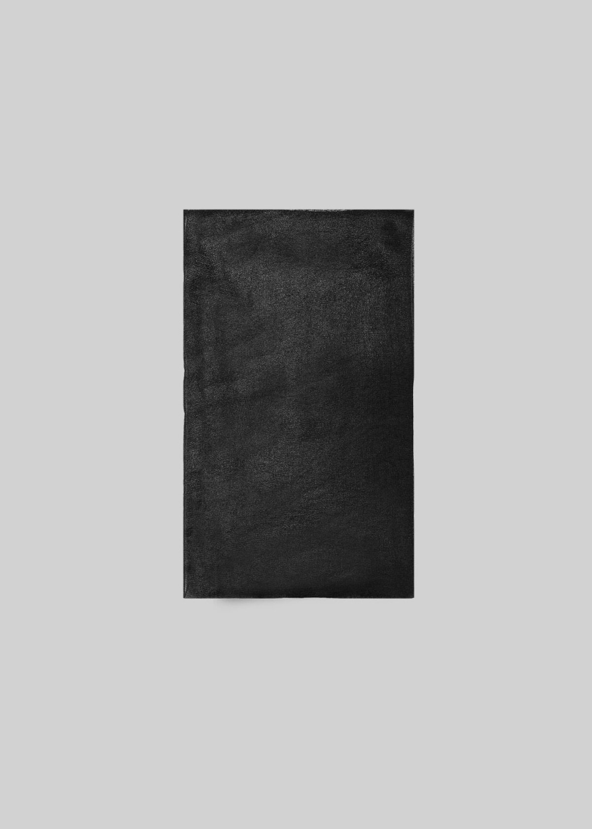 Sciarpa Sashy a tinta unita - Black