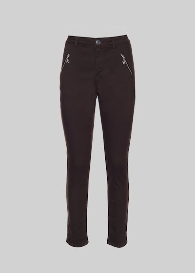 Phil trousers with skinny leg with star pendant