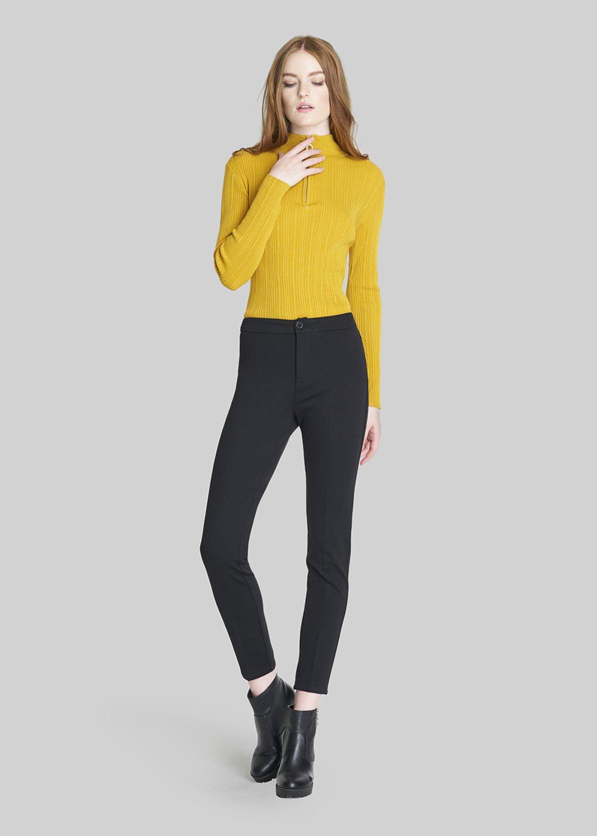 Kate Runner trousers 5 Pocket slim and short leg