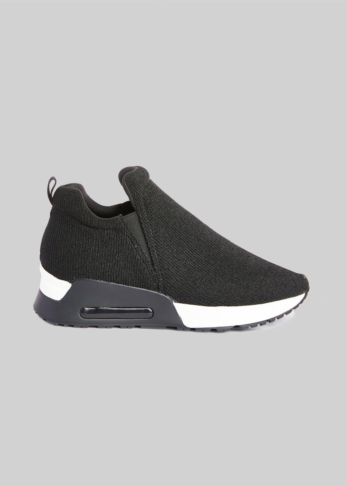 Sneakers textile Smarta - Black - Donna - Immagine categoria