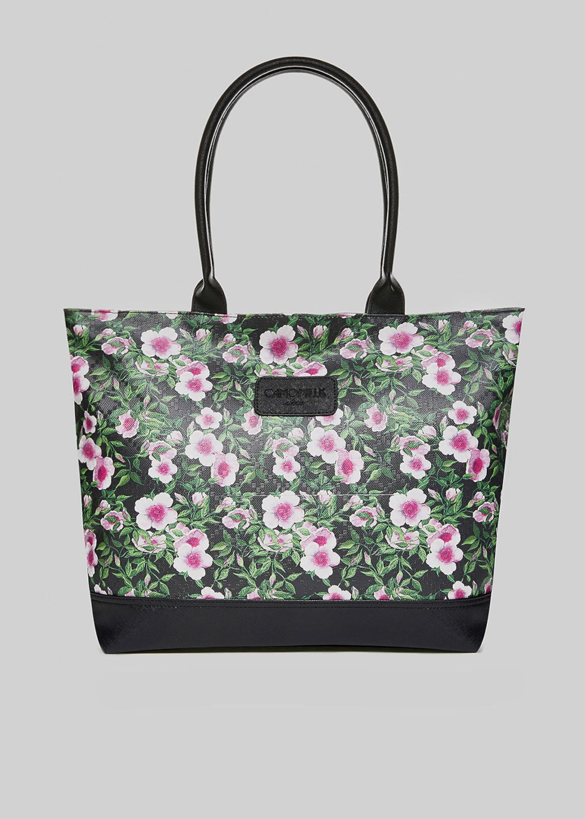 Shopping bag Trendbag4 stampa floreale