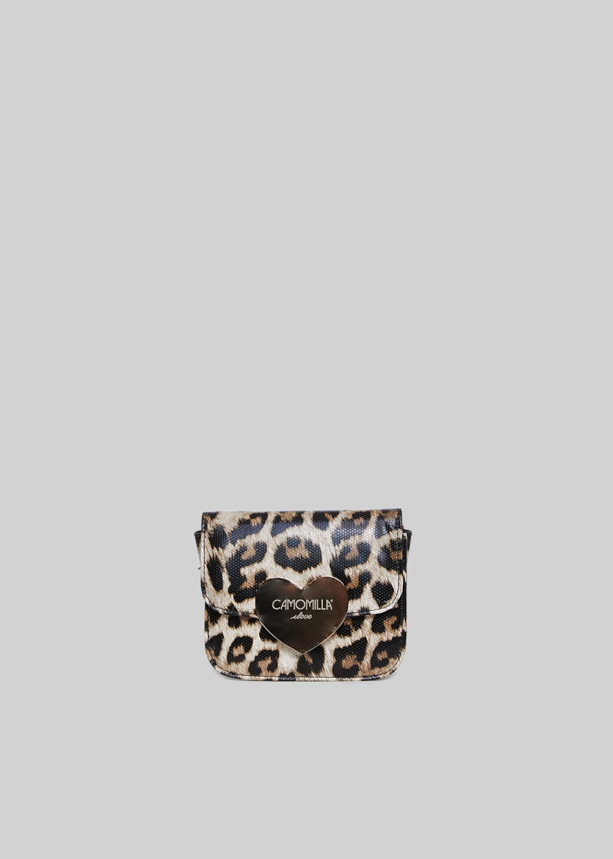 Clutch Blair con stampa animalier