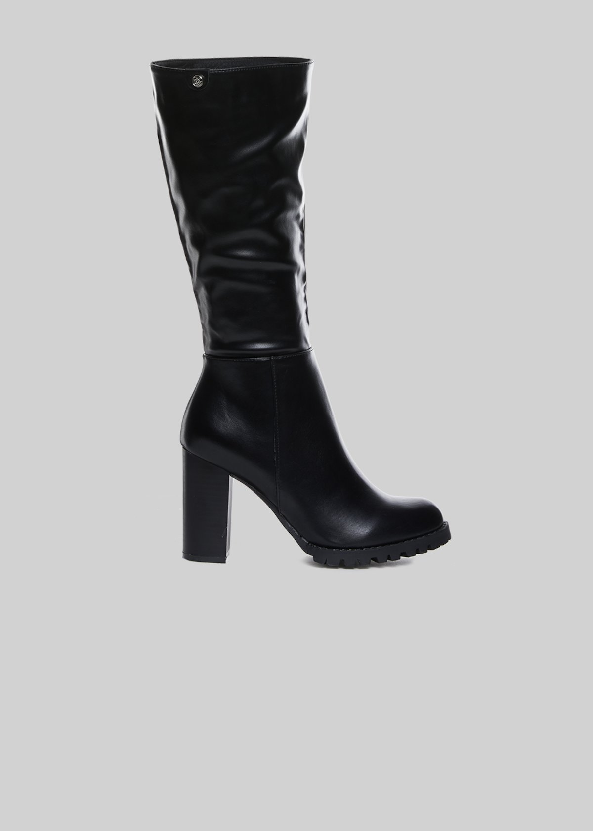 Samyra high boots in faux leather