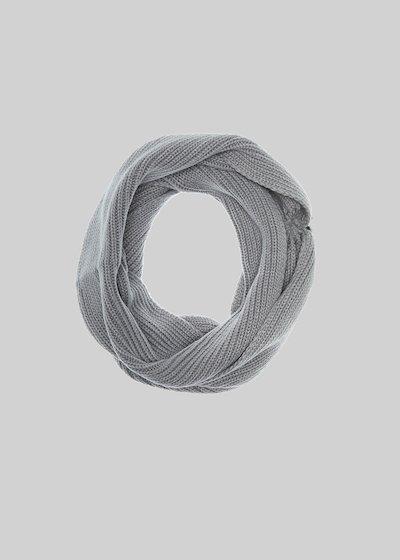 Collo Sadir in maglia con applicazione Crystal