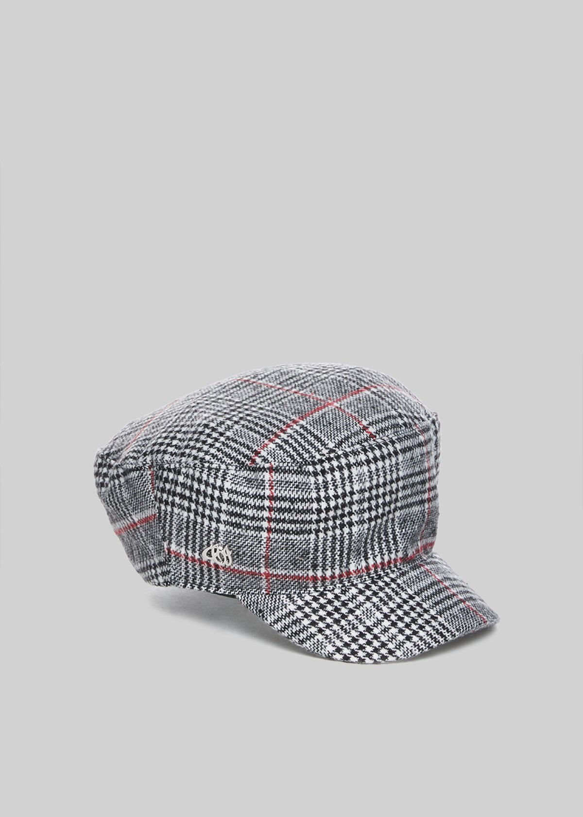 Cappello Carilla in check
