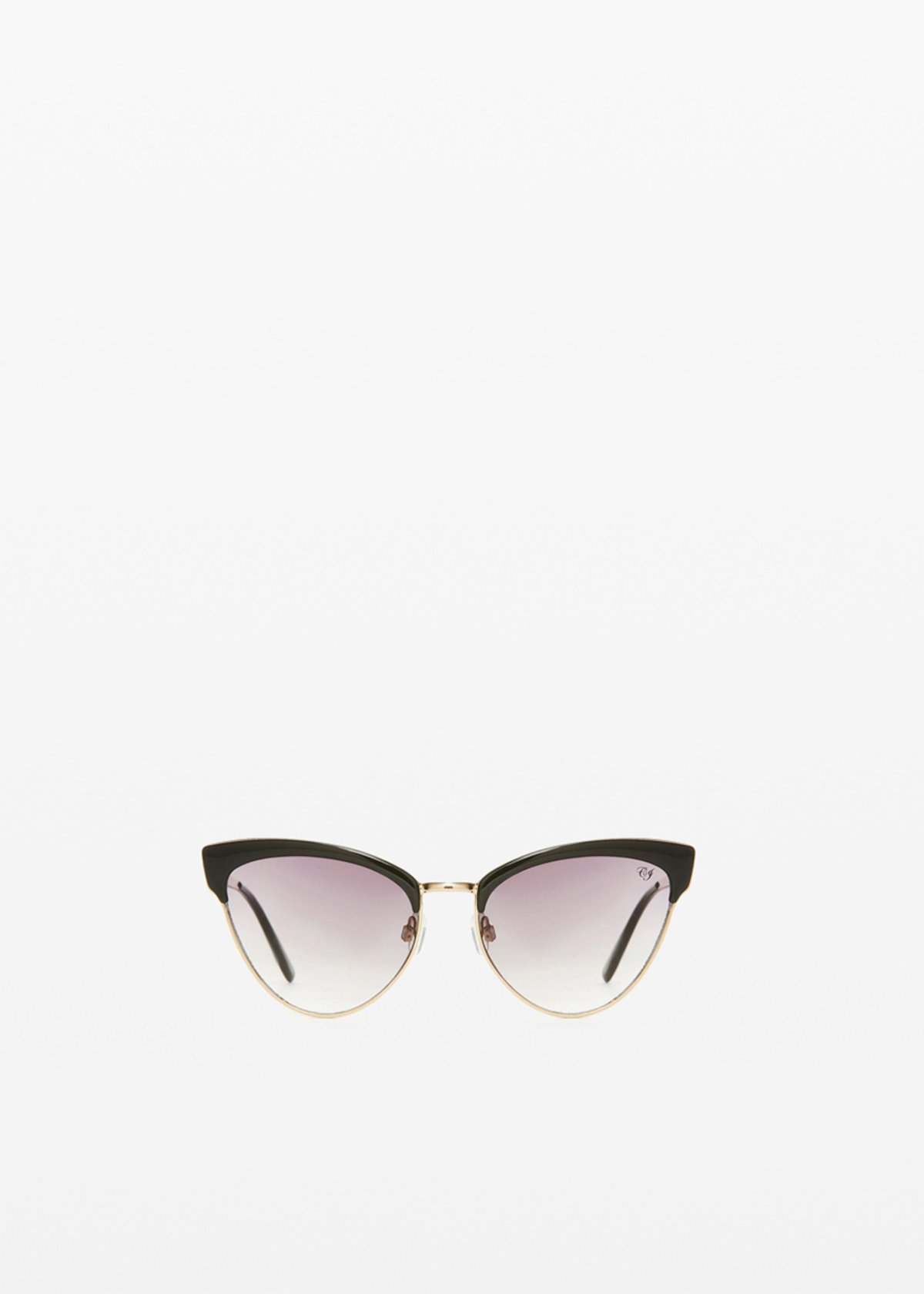Cat-eye sunglasses SRP 145 with - Black - Woman - Category image