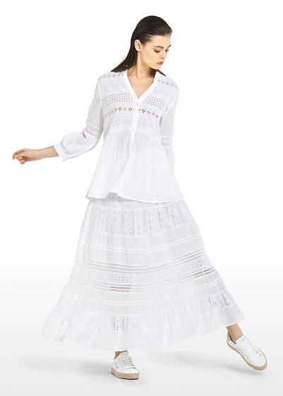 Clarye 3/4 sleeves blouse