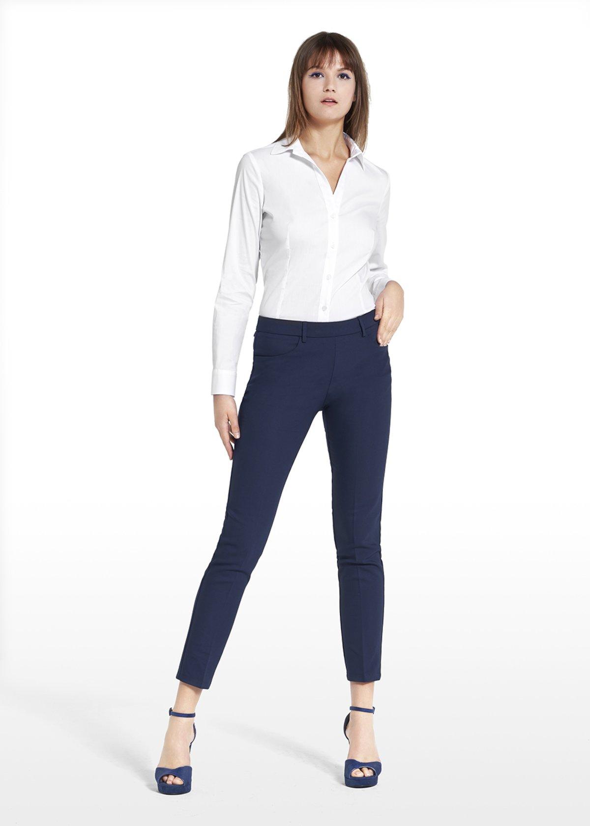 Equestrian pants Scarlett in technical fabric