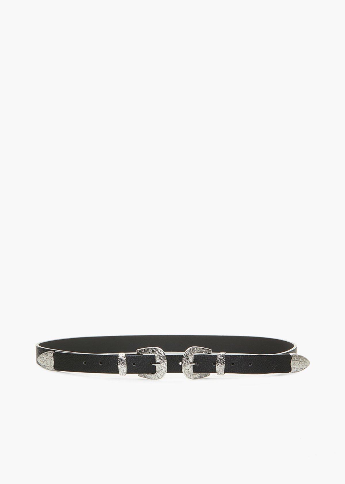 Cassidy belt with deer print