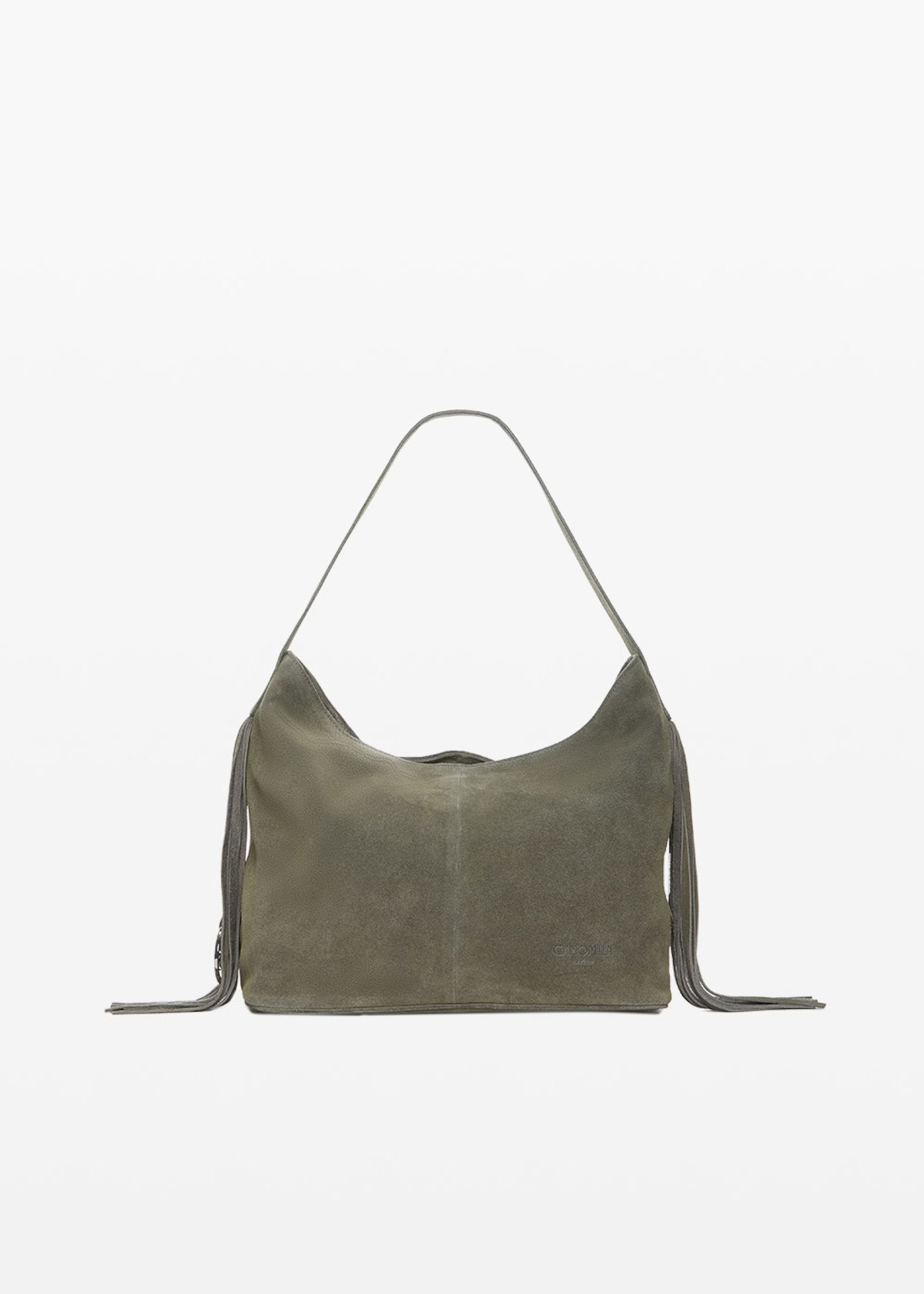 Bryana bag with fringed sides