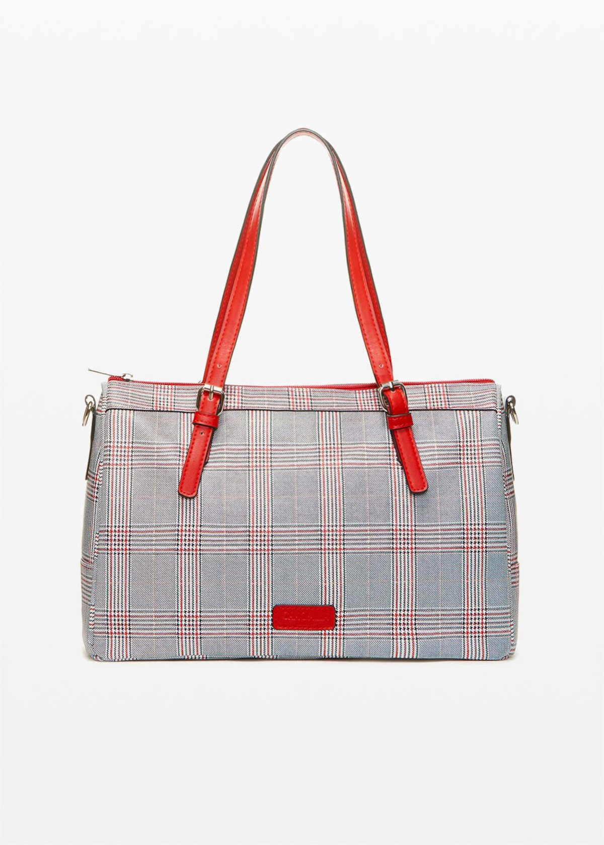 Blind bag check print - Tulipano Fantasia - Woman