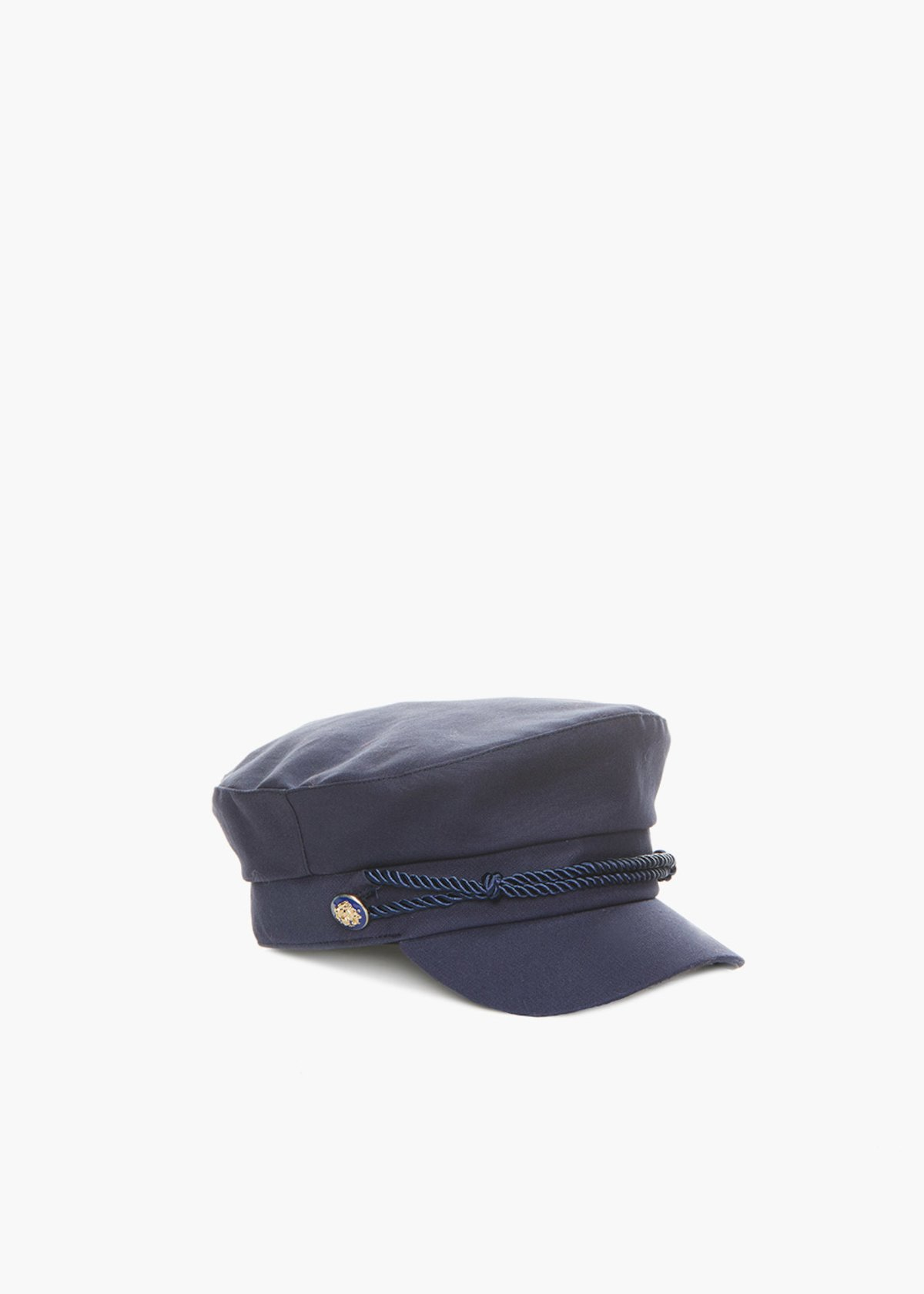 Canva Basque model hat - Medium Blue - Woman
