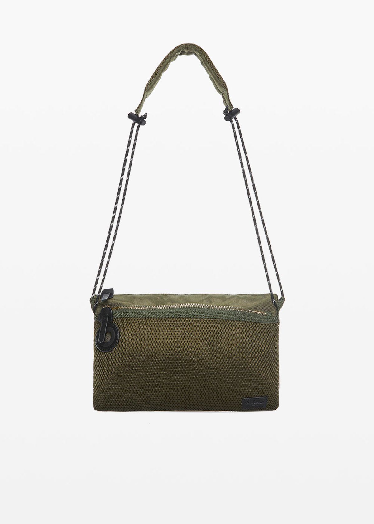 Technical fabric Baby clutch with shoulder strap - Alga - Woman - Category image