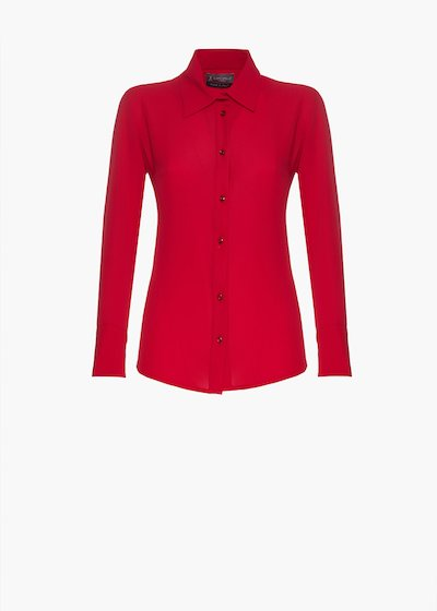 Blouse Cadeau with collar