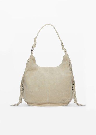 Brandie fringed bag