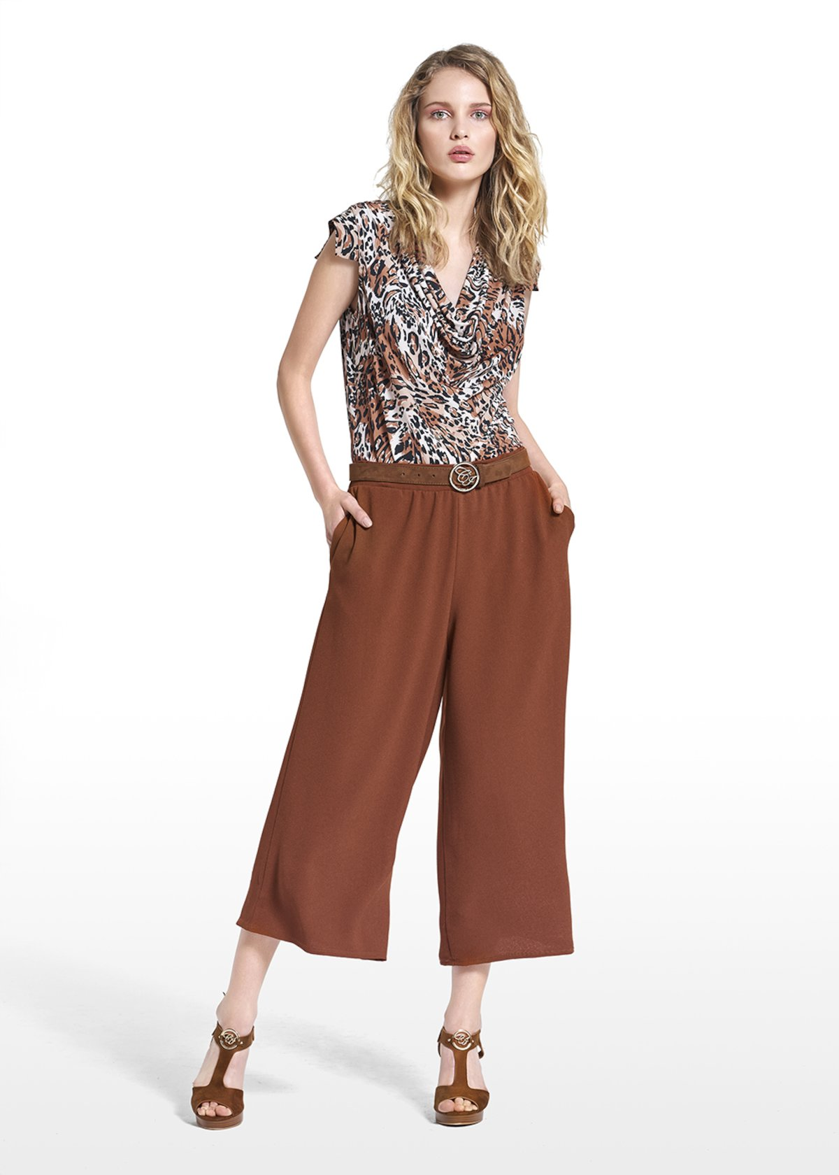 Pants Passion megan model - Copper - Woman