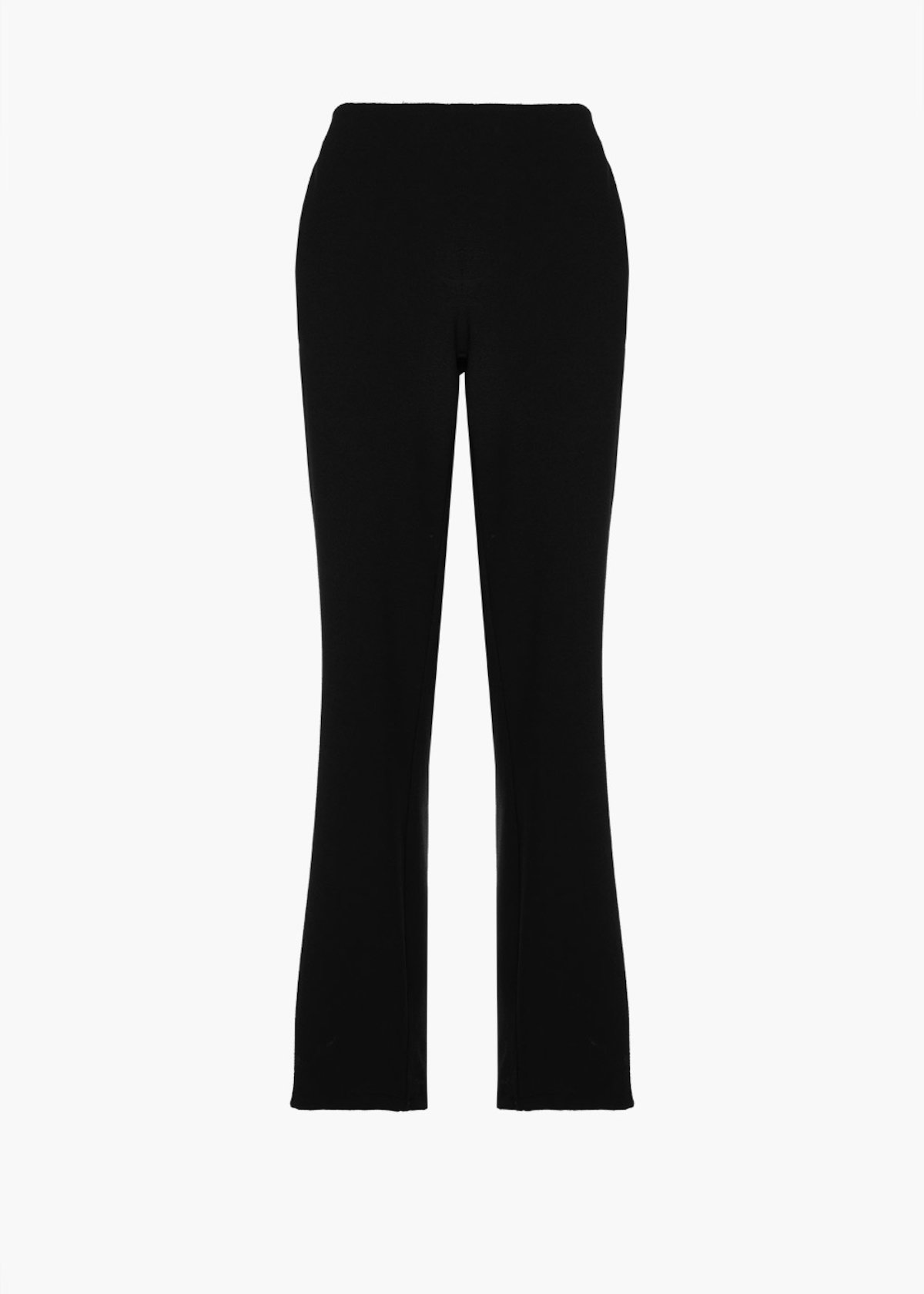 Pants Pedros with wide fit - Black - Woman