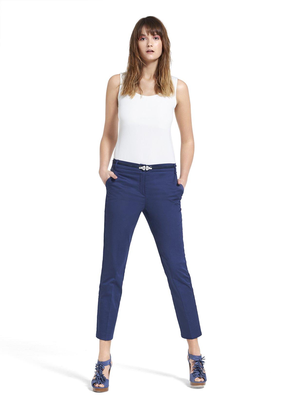 Pants Patric hunter model - Medium Blue - Woman