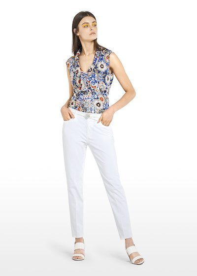 Kate C cotton trousers