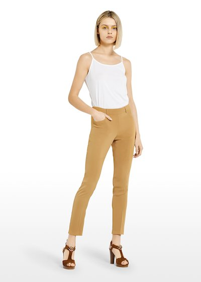 Capri pants Perli Scarlett design with slim leg