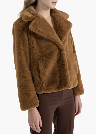 Gimmy short faux fur jacket