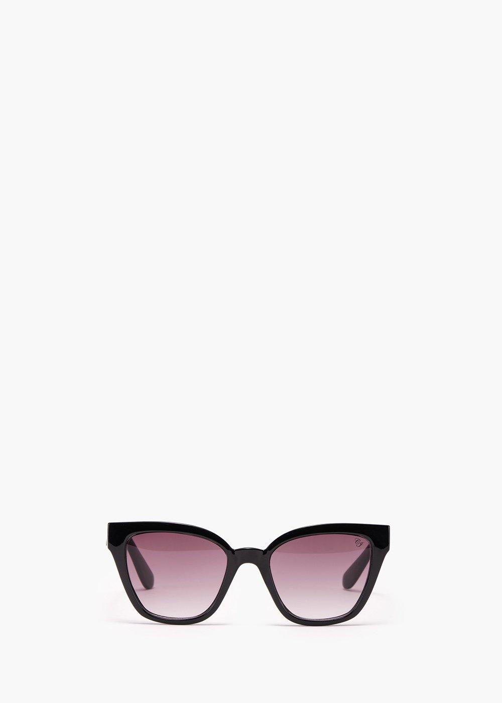 Cat model sunglasses - Black - Woman