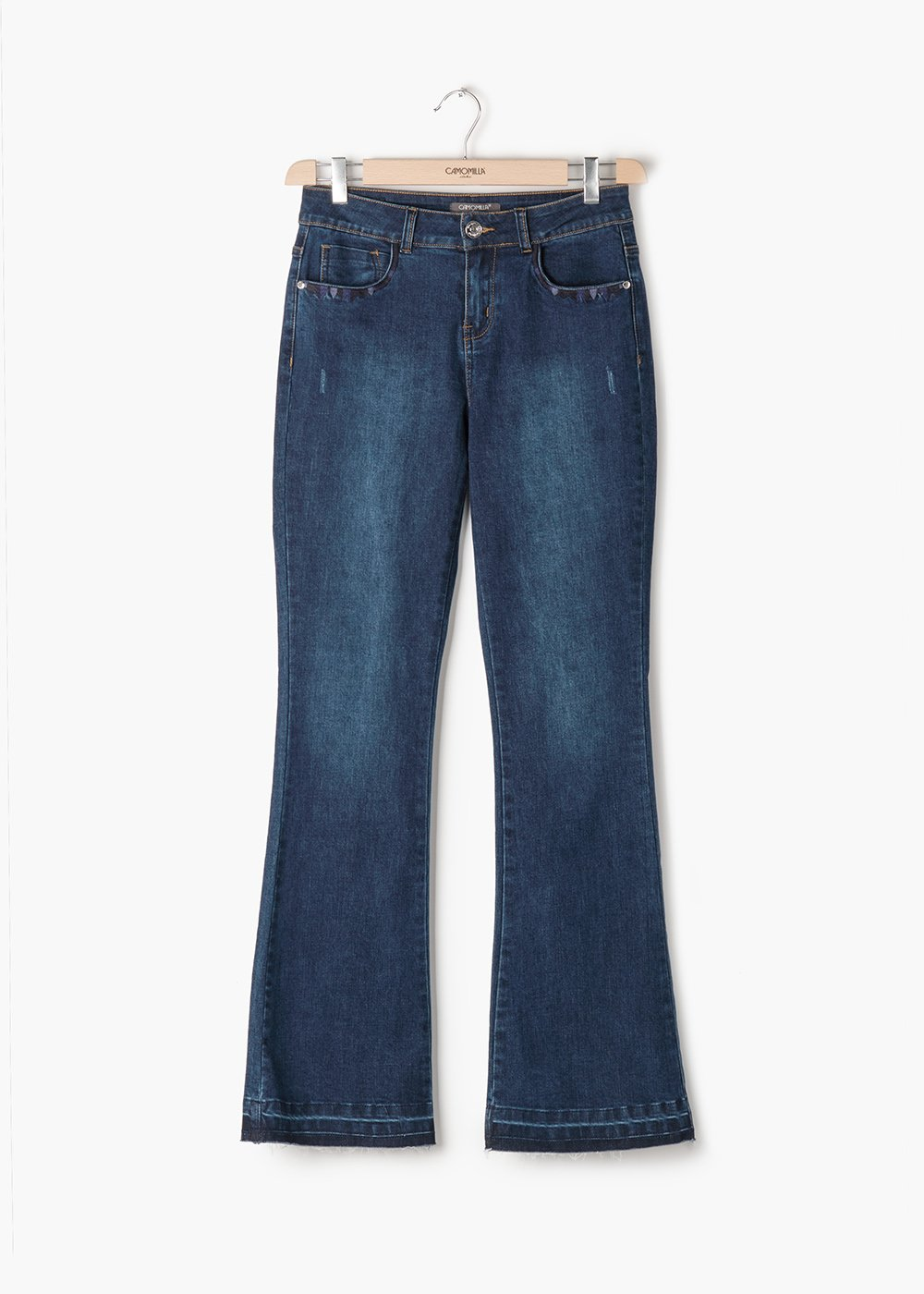 5-Pocket Denim Dagor bootcut model