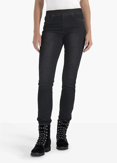 Pantaloni Denver in denim modello Kelly