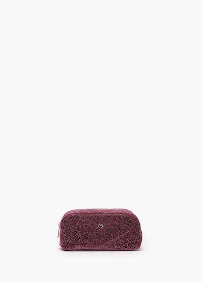 Beauty Bubb in lurex fabric mesh