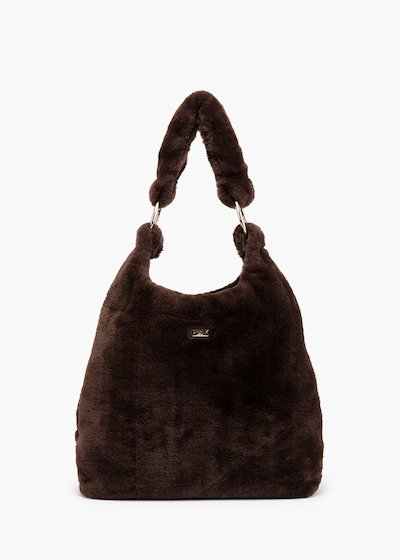 Shopping bag Bright in eco pelo