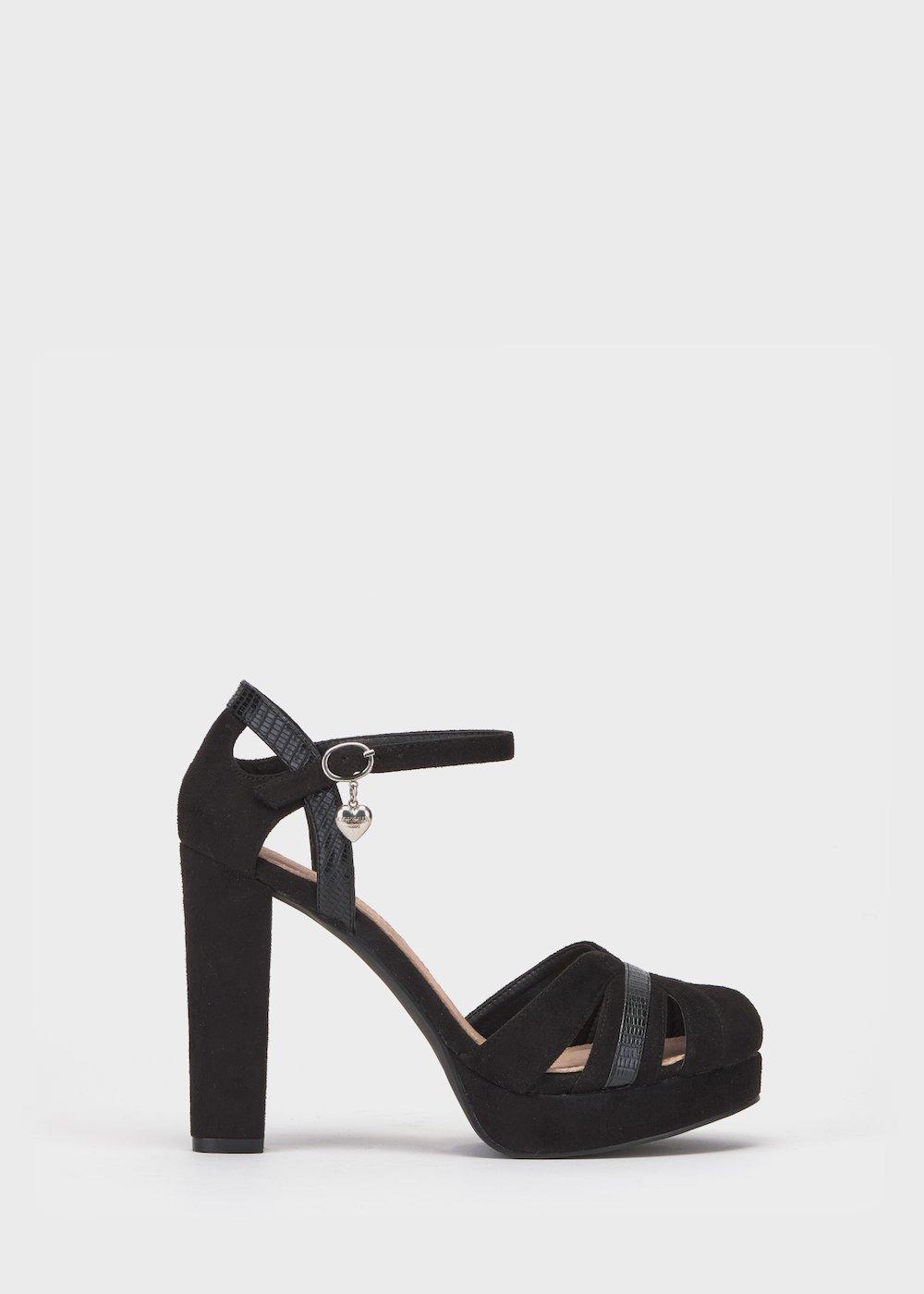 Sandalo Surly black - Black - Donna