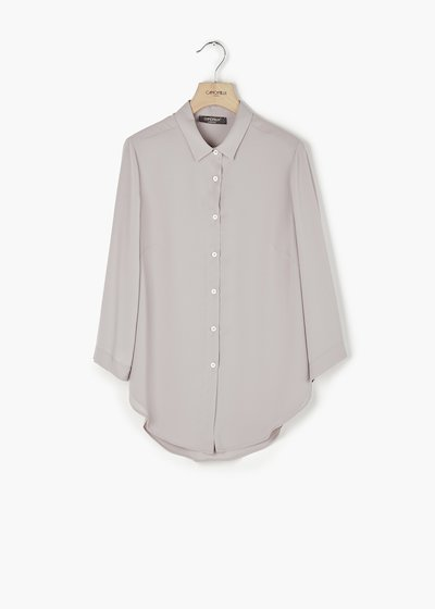 Carlotta shirt with collar and buttons