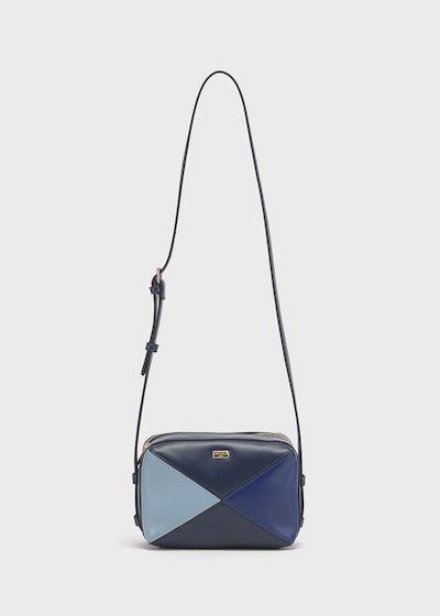 Brake bag with bi-material insets