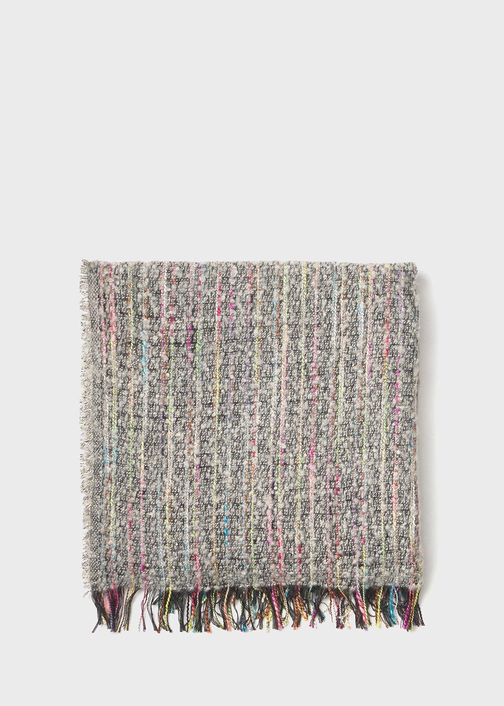 Multicolor Salu scarf