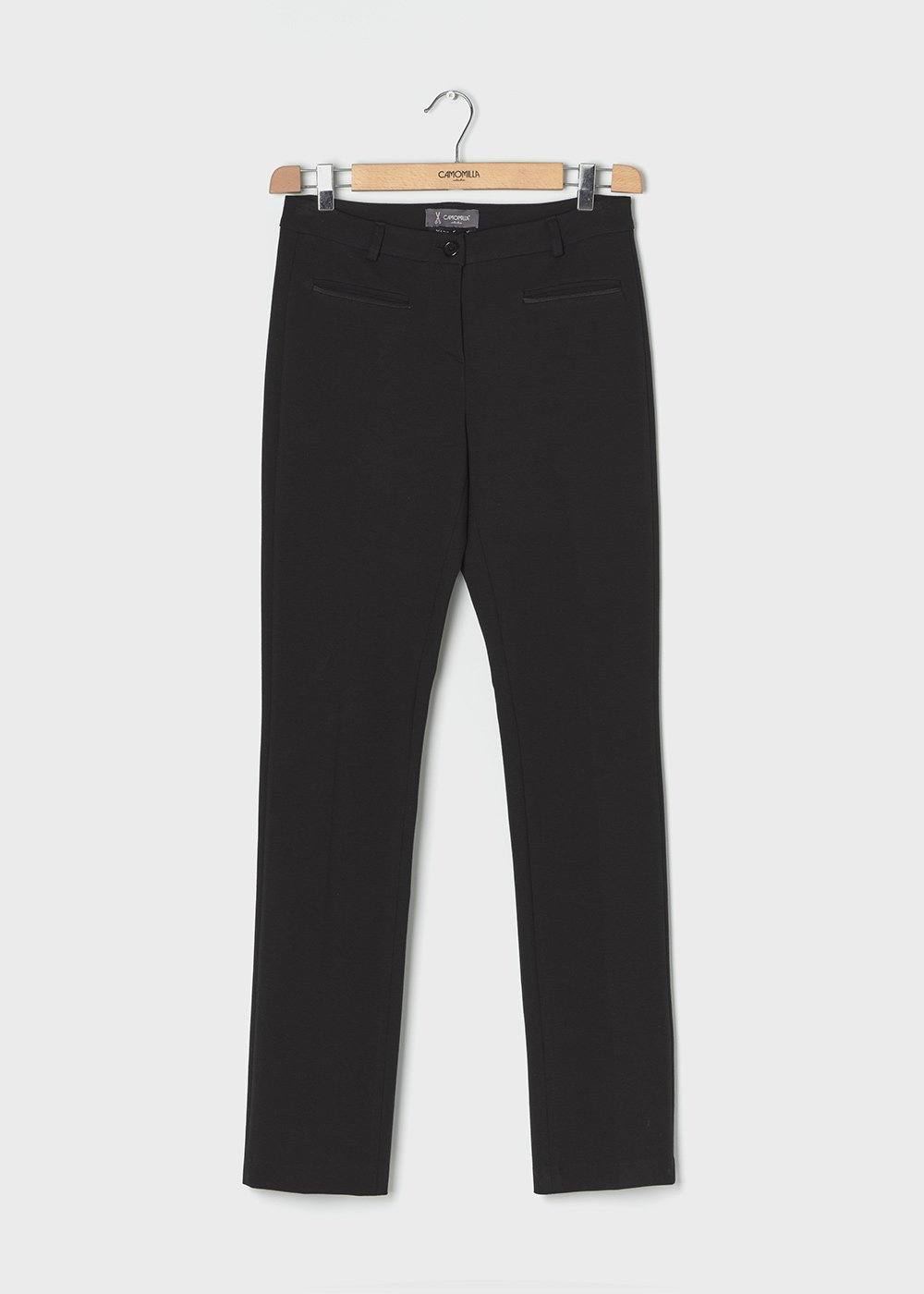 Miranda B trousers in milano stitch