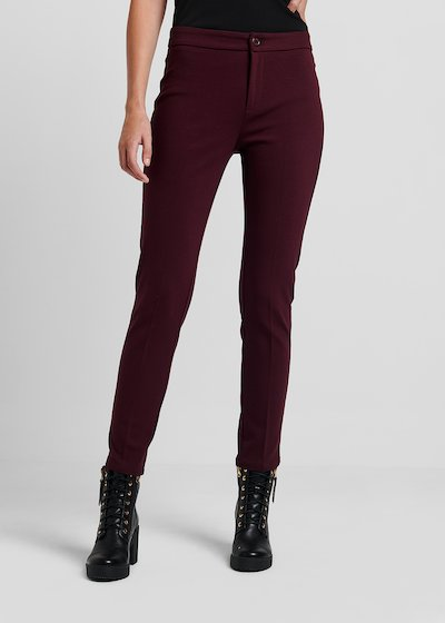 Kelly trousers in milano stitch