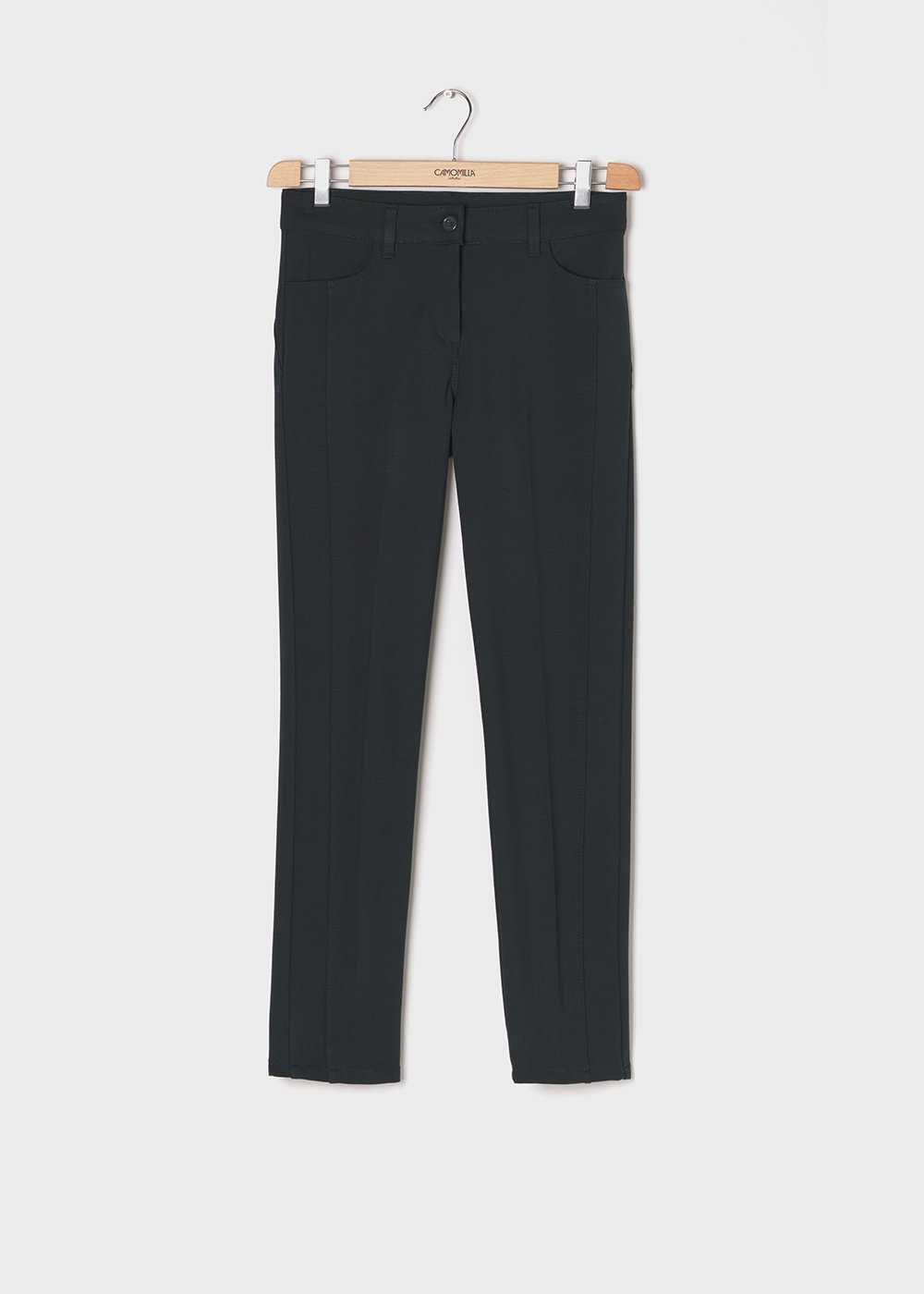 Kate Runner trousers in milano stitch - Pino - Woman