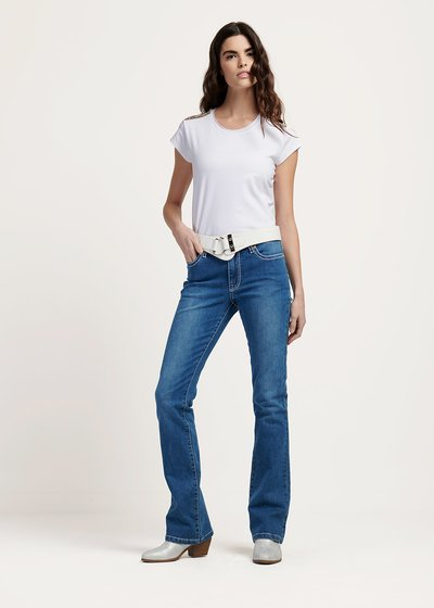 5-pocket Daryl denim