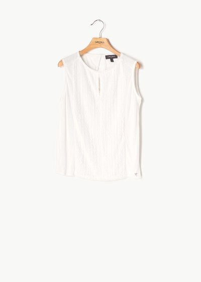 Tom sleeveless top