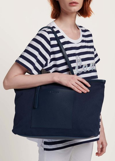 Bettye shopping bag with pocket