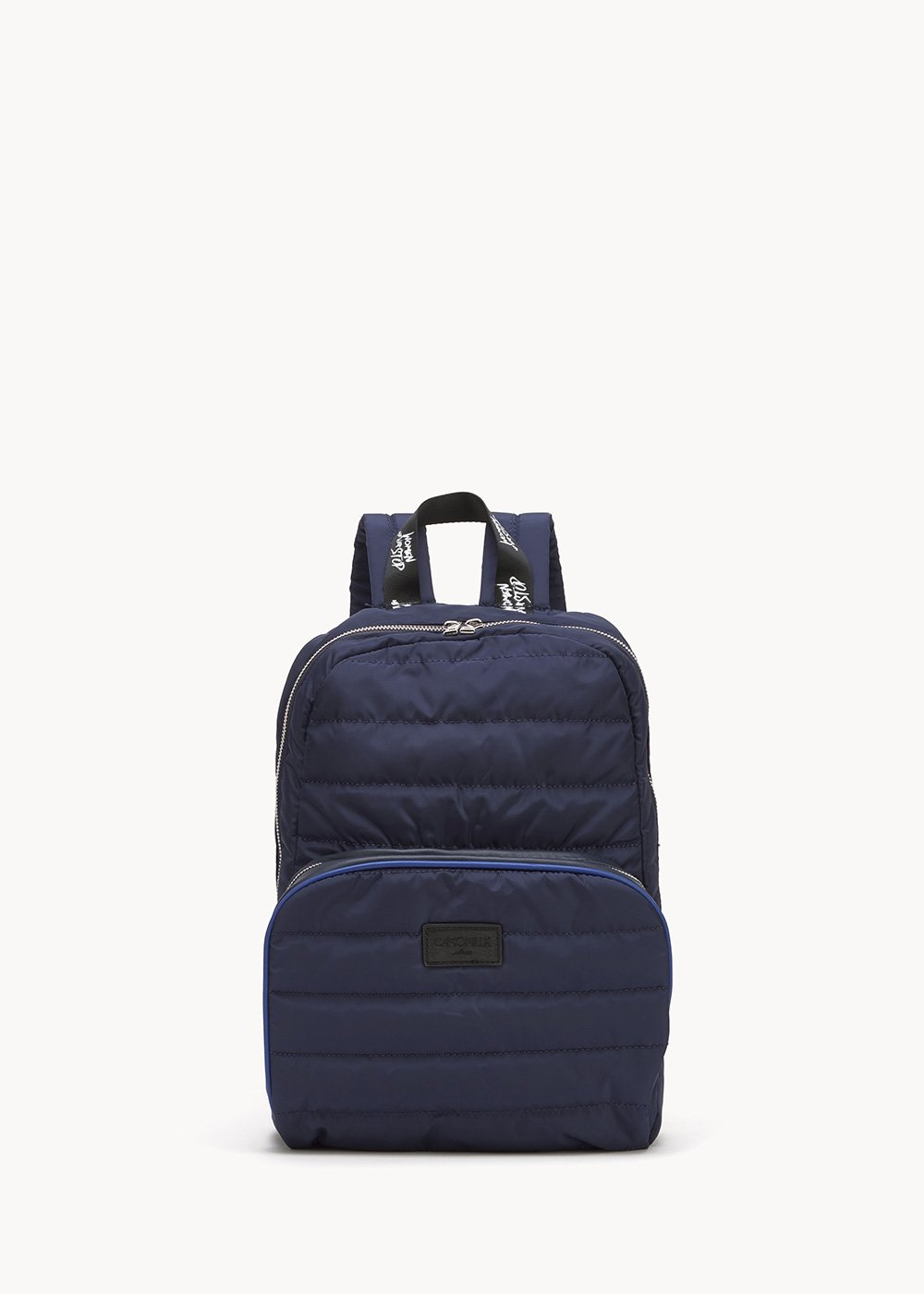 Boule nylon backpack - Medium Blue - Woman