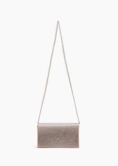 Clutch bag Britney con strass