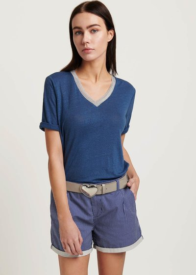 Samanta V-neck t-shirt