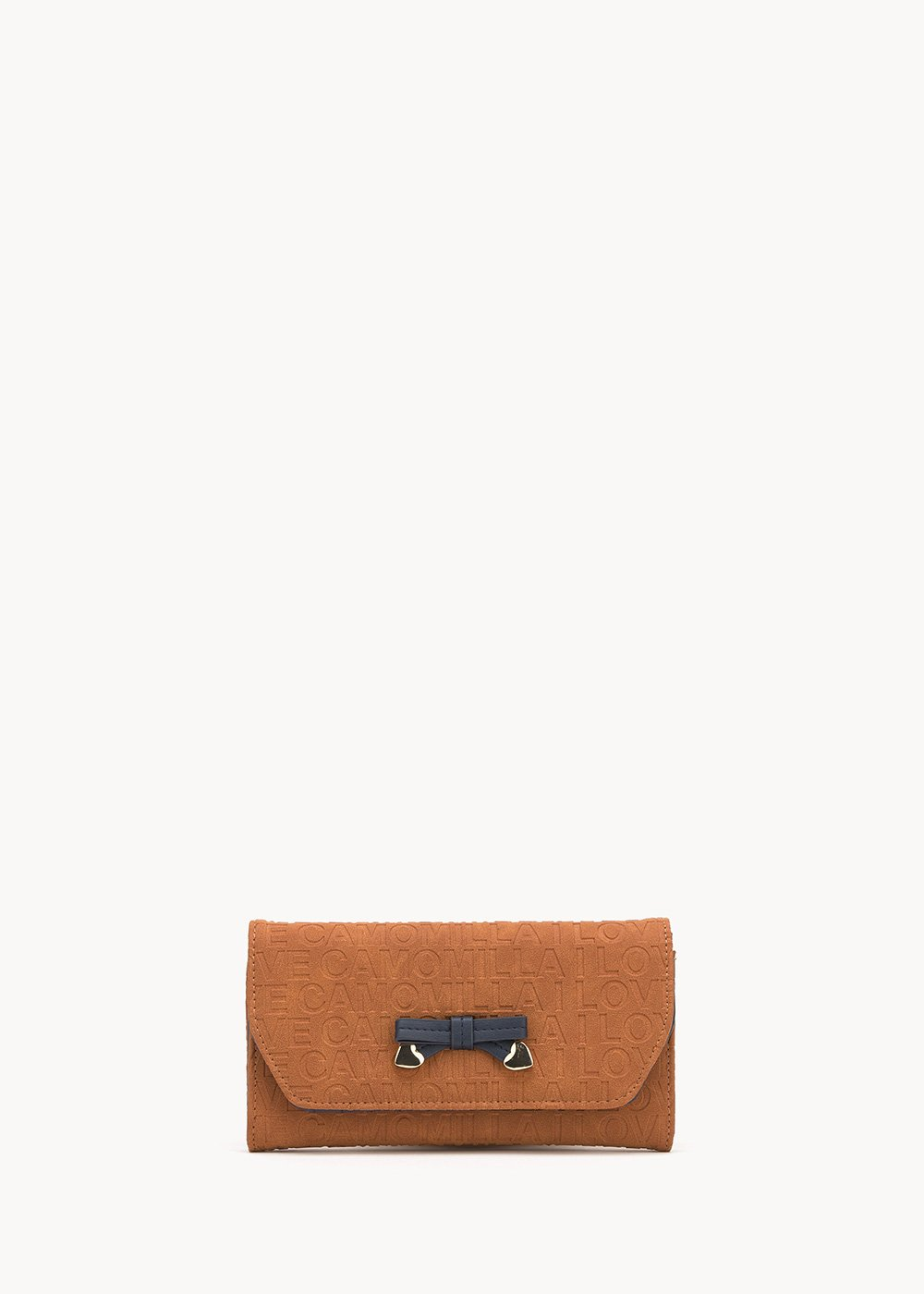 Perry wallet with logo - Land - Woman